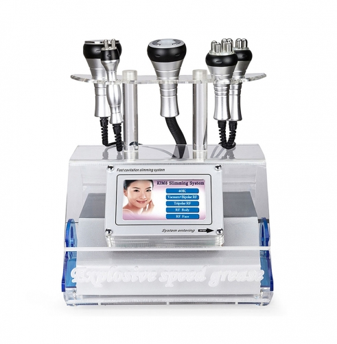 Rf Wrinkles Facial Treatment Skin Tightening Rejuvenation Machine