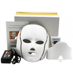 LED Facial Beauty Mask Instrument