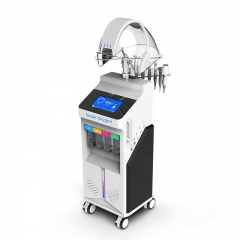 10 In 1 oxygen SPA Music therapy Facial clean machine